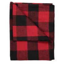 PEREGRINE WOOL 50 BLANKETS PLAID
